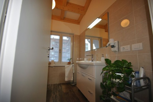 Foto del bagno Bed & Breakfast Residenza Iris