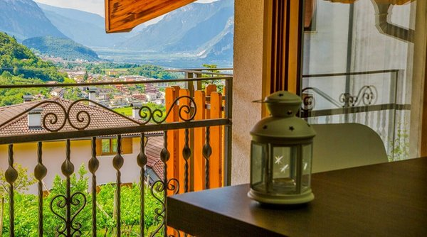 Photo of the balcony Casa Tondin