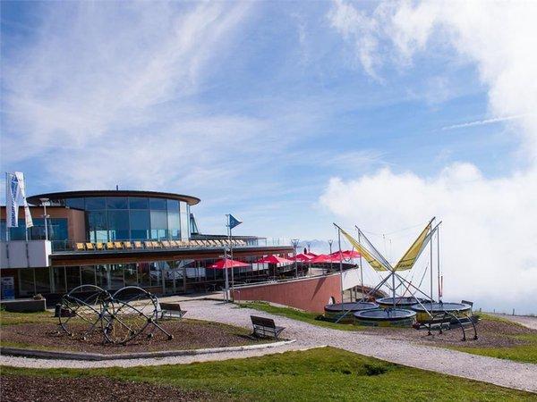 Foto estiva di presentazione Rifugio Kron-Restaurant