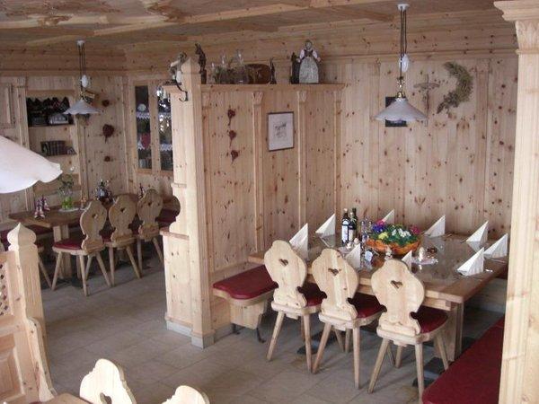 Il ristorante Valdaora di Sopra (Valdaora) Lorenzi