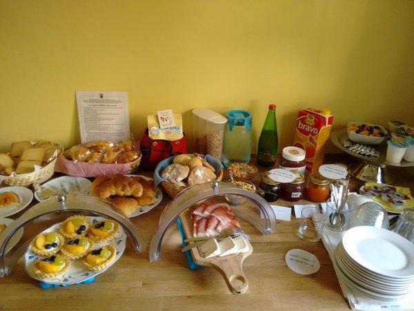 La colazione Bed & Breakfast Martina