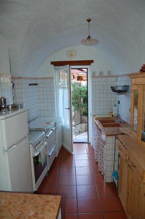 Foto della cucina Pedelmont