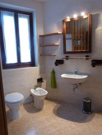 Foto del bagno Bed & Breakfast La Betulla