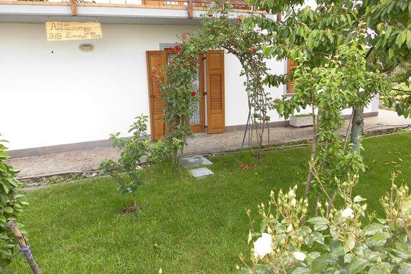 Foto del giardino Baselga di Piné