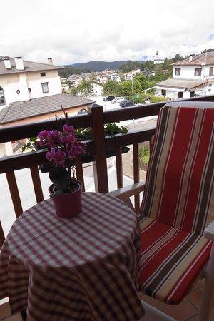 Foto del balcone Da Gigi