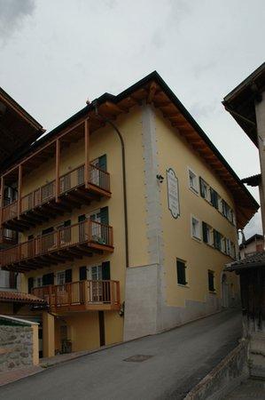 Foto estiva di presentazione Appartamenti Casa dei Chechi