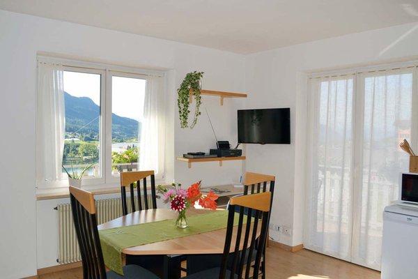La zona giorno Dallafior Gianfranco - Appartamenti 3 genziane