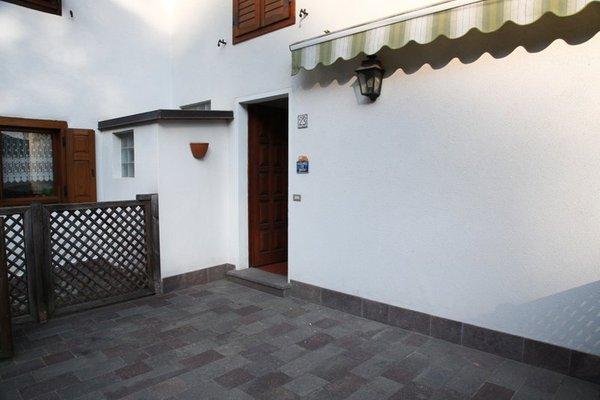 Foto esterno in estate Ca' Gio' Bata