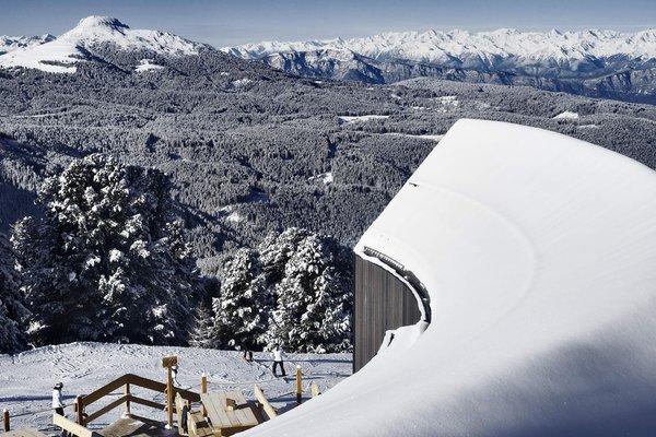 Panoramic view Obereggen