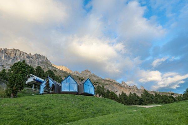 Summer presentation photo Mountain hut Oberholz
