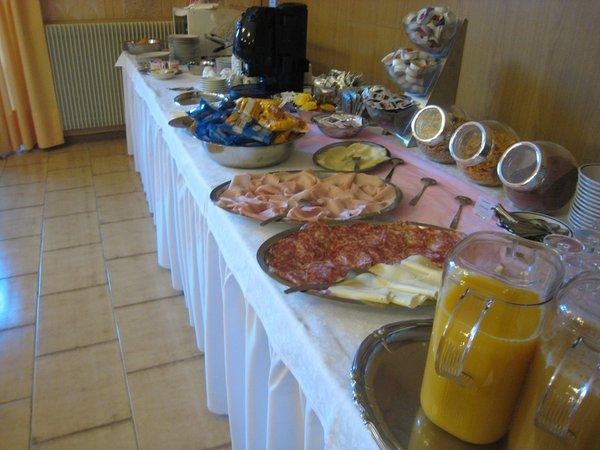 La colazione Casa per ferie Paola di Rosa - Hotel