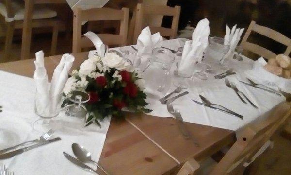 Il ristorante Arta Terme Casa per ferie Paola di Rosa