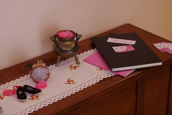 Foto di alcuni dettagli Casa per ferie Paola di Rosa