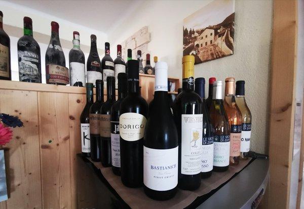 La cantina dei vini Tarvisio L'Altro Gusto