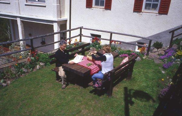 Foto del giardino Sover (Valle di Cembra)