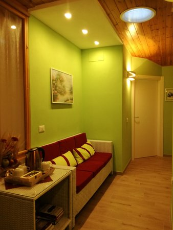 The common areas Guest house Maso Sveseri