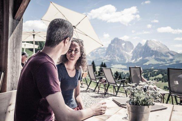 Photo of the garden Alpe di Siusi / Seiser Alm