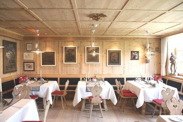 Presentation Photo Restaurant Luis Trenker Stube
