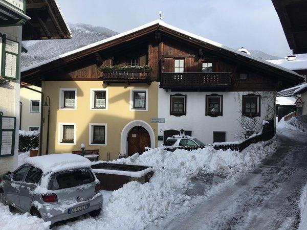 Winter presentation photo Apartments Heidenberger Stadelgasse