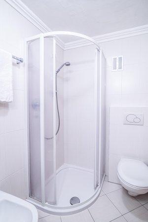 Foto del bagno Apartments Heidenberger Fienili