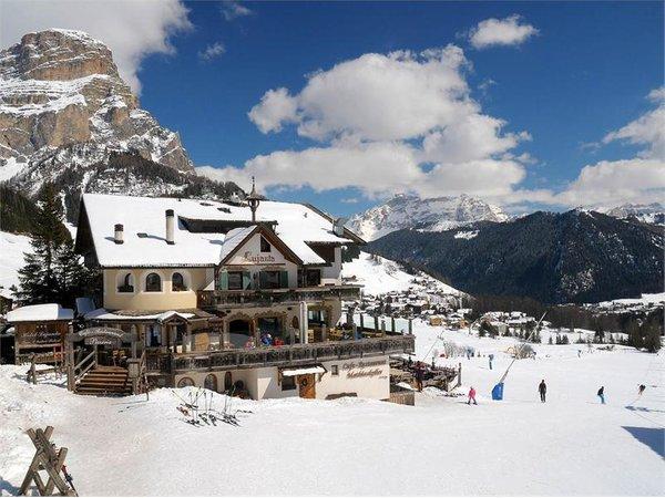 Winter presentation photo Restaurant Luianta