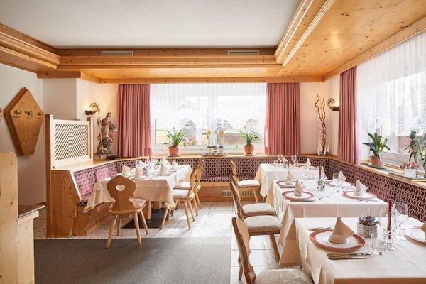 Das Restaurant Colfosco Sport