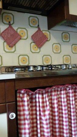 Foto della cucina Fior di Rupe