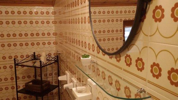 Foto del bagno Appartamenti Fior di Rupe