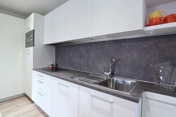 Foto della cucina Casa Orso Grigio