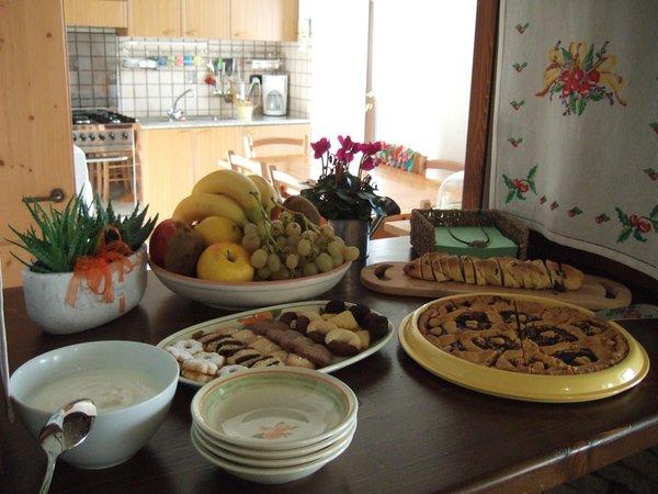 La colazione Bed & Breakfast Al Ghiro