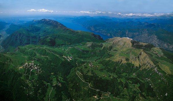 Panorama Brentonico