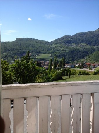 Photo of the balcony Miramonti
