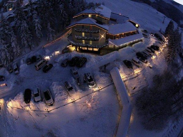 La posizione Hotel Dolomiti Brentonico
