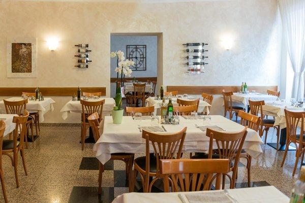 Il ristorante Mori (Val di Gresta) Da Neni