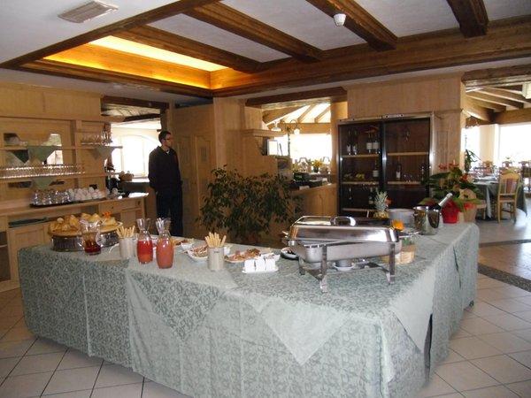 Il ristorante Brentonico Bellavista