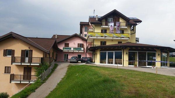 Foto estiva di presentazione Residence Bellavista