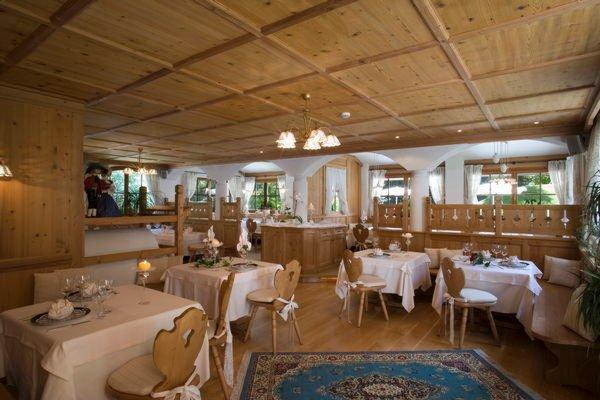 Das Restaurant Corvara Bel Sit