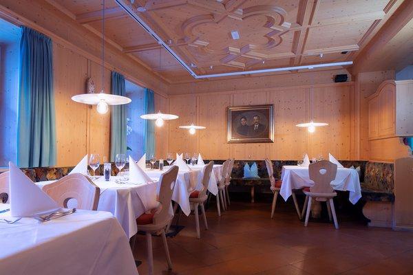 Das Restaurant Corvara Boè Sports & Nature Hotel