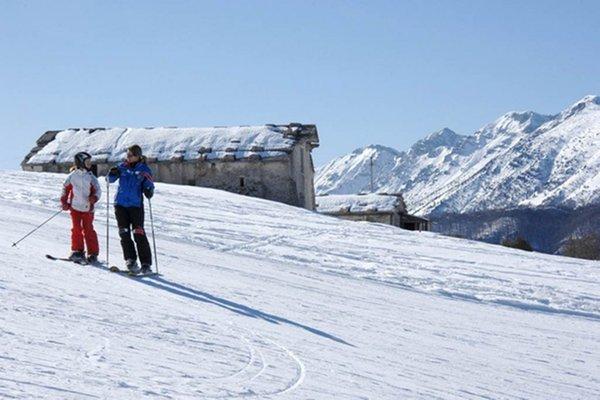 Winter Präsentationsbild Tourismusbüro Brentonico