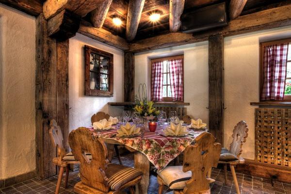 Summer presentation photo Restaurant L'Murin Ostaria