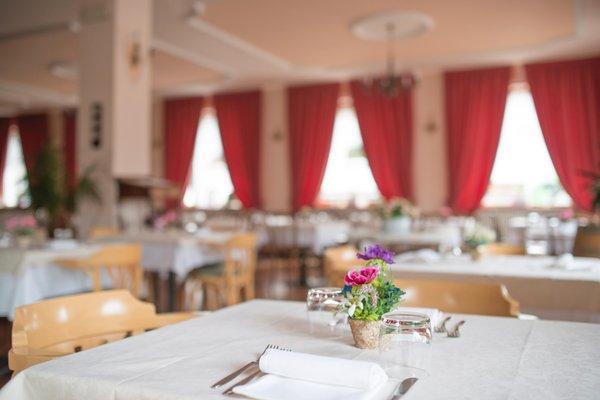 Il ristorante Lavarone Du Lac