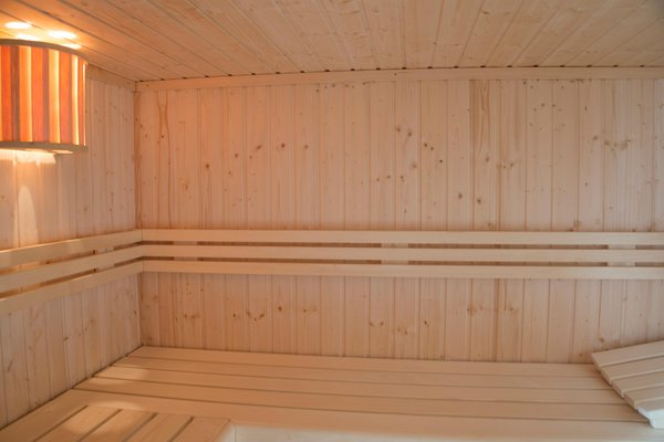 Foto della sauna Lavarone