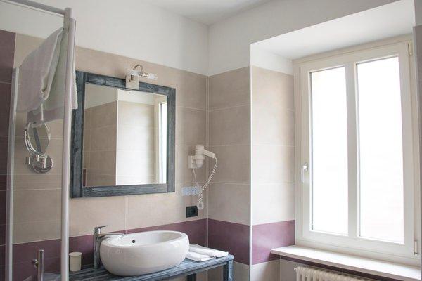 Foto del bagno Hotel Du Lac
