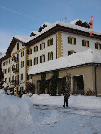 Foto esterno in inverno Du Lac
