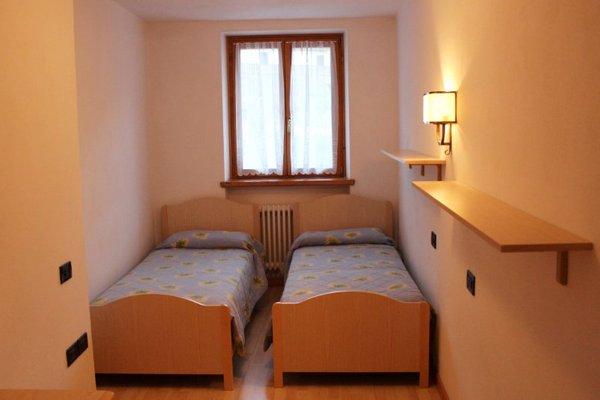 Foto della camera Appartamenti Casa Genziana
