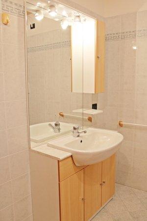 Foto del bagno Appartamenti Casa Genziana