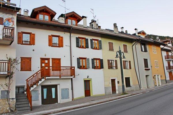 Foto estiva di presentazione Casa Genziana - Appartamenti 3 genziane