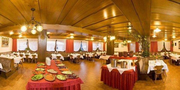 Das Restaurant La Val Pider
