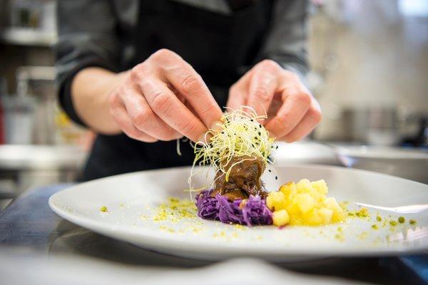 Ricette e proposte gourmet Ciasa Soleil