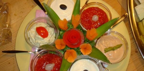Ricette e proposte gourmet La Bercia